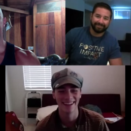 EP 6: David and Jared of VIGR – fish, ketogenic diet, elk antler, paleo fails, and my brother