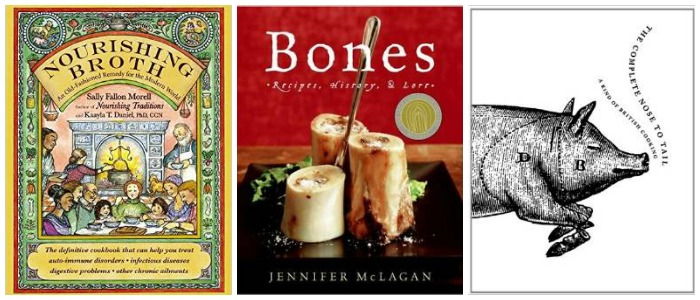 classic nourishing food books