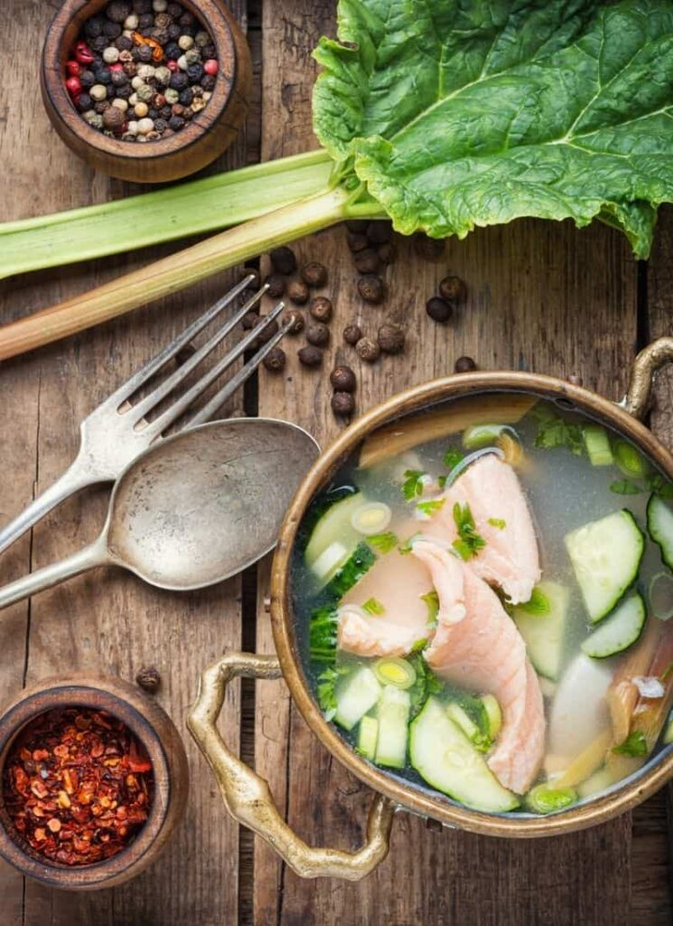 how to use fish stock recipe