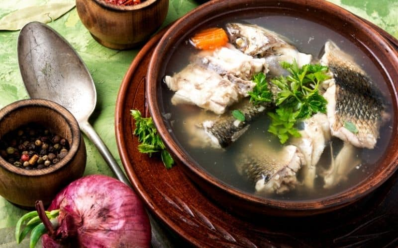 what can i use fish stock for