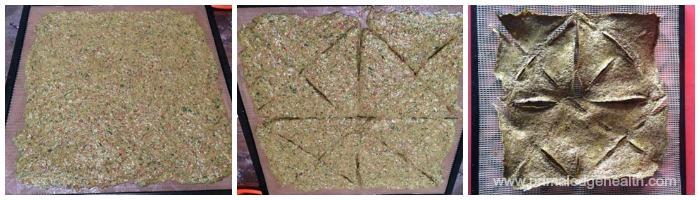 dehydrated flax cracker recipe