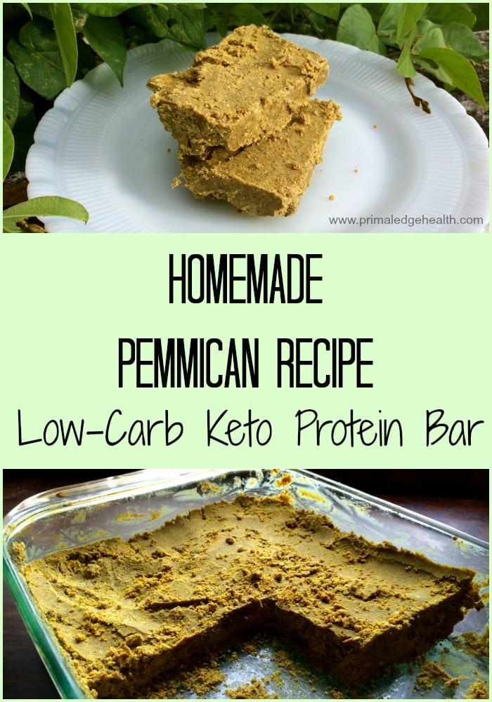 keto/carnivore Pemmican Recipe