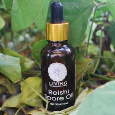 Pure Reishi Spore Oil