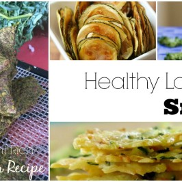 Healthy Low Carb Snacks – Quick and Easy