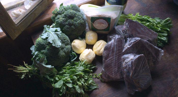 buy fresh and organic