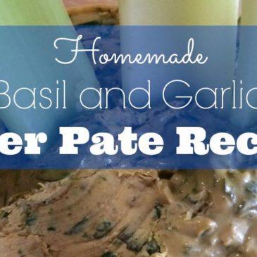 homemade beef liver pate recipe