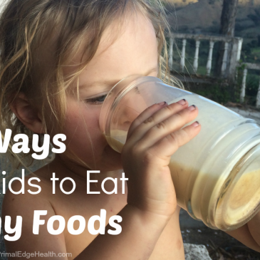 Tips to Get Kids to Eat Healthy Foods
