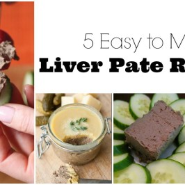 5 Easy to Make Liver Pate Recipes