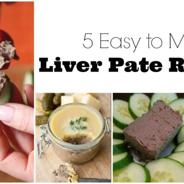 Liver pate recipes