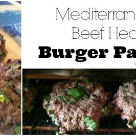 Mediterranean Beef Heart Recipe