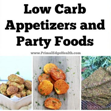 Low Carb Appetizers and Party Foods