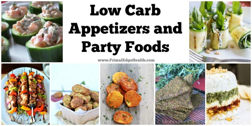 low carb appetizers and party foods primal edge health. Black Bedroom Furniture Sets. Home Design Ideas