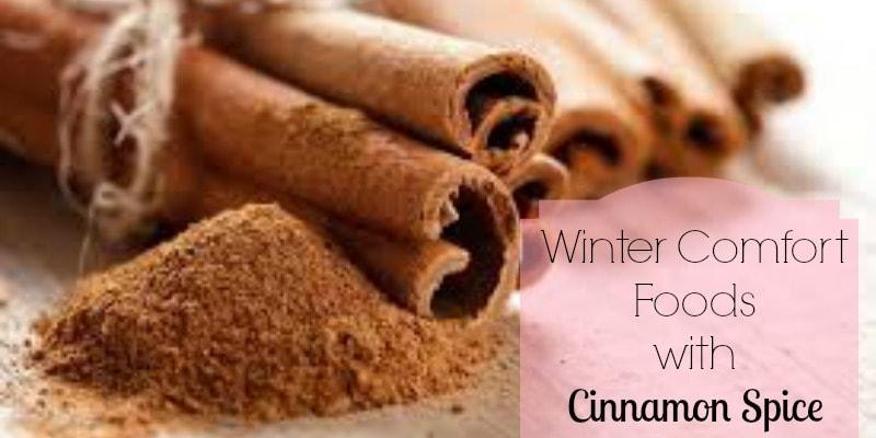 keto comfort foods with cinnamon spice