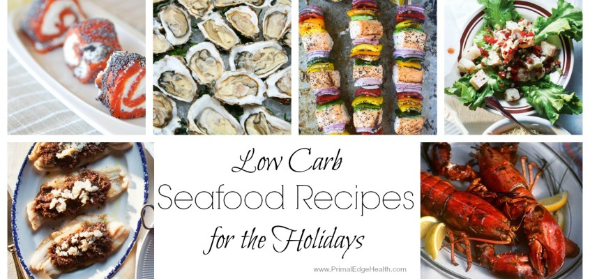 17 Seafood Recipes for Your Holiday Feast