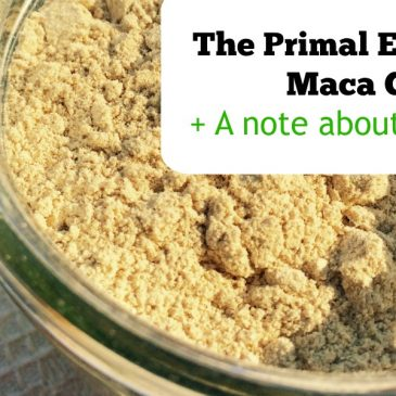 Looking for ingredients mentioned in our Maca Guide?