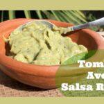 tomatillo avocado salsa