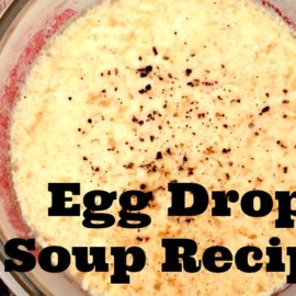 Quick and Easy Low-Carb Egg Drop Soup