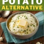Healthy Keto Mashed potato recipe