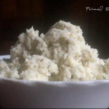 Low-Carb Alternative to Mashed Potatoes