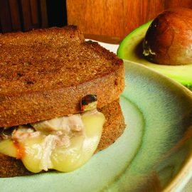 Avocado Tuna Melt (Gluten-Free, Keto, Low-Carb)