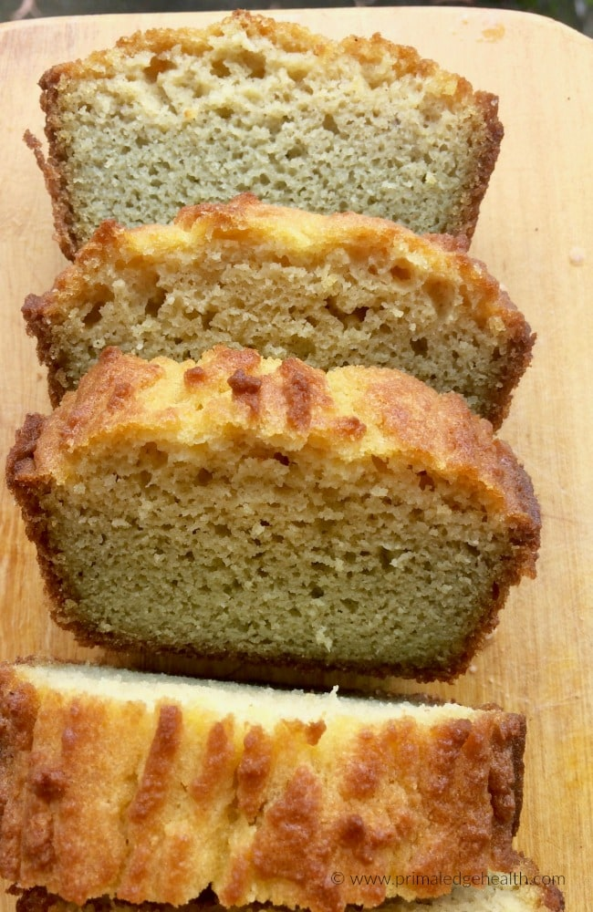 Grain Free Coconut Flour Bread (Low-Carb and Keto