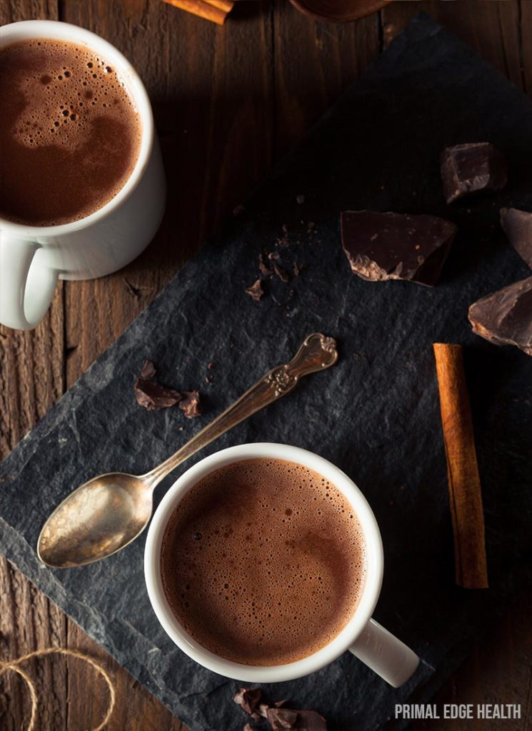 low carb hot chocolate recipe