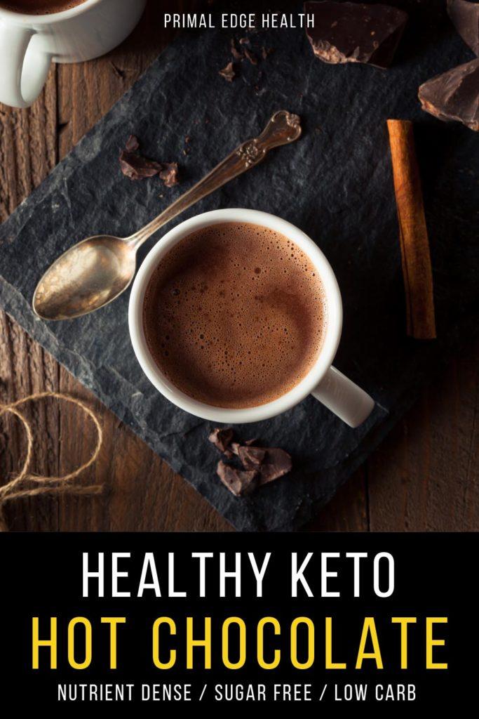 easy keto hot chocolate recipe