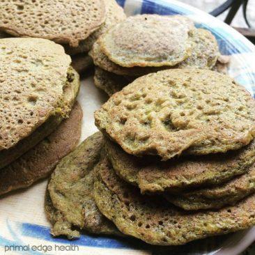 double batch keto flatbread