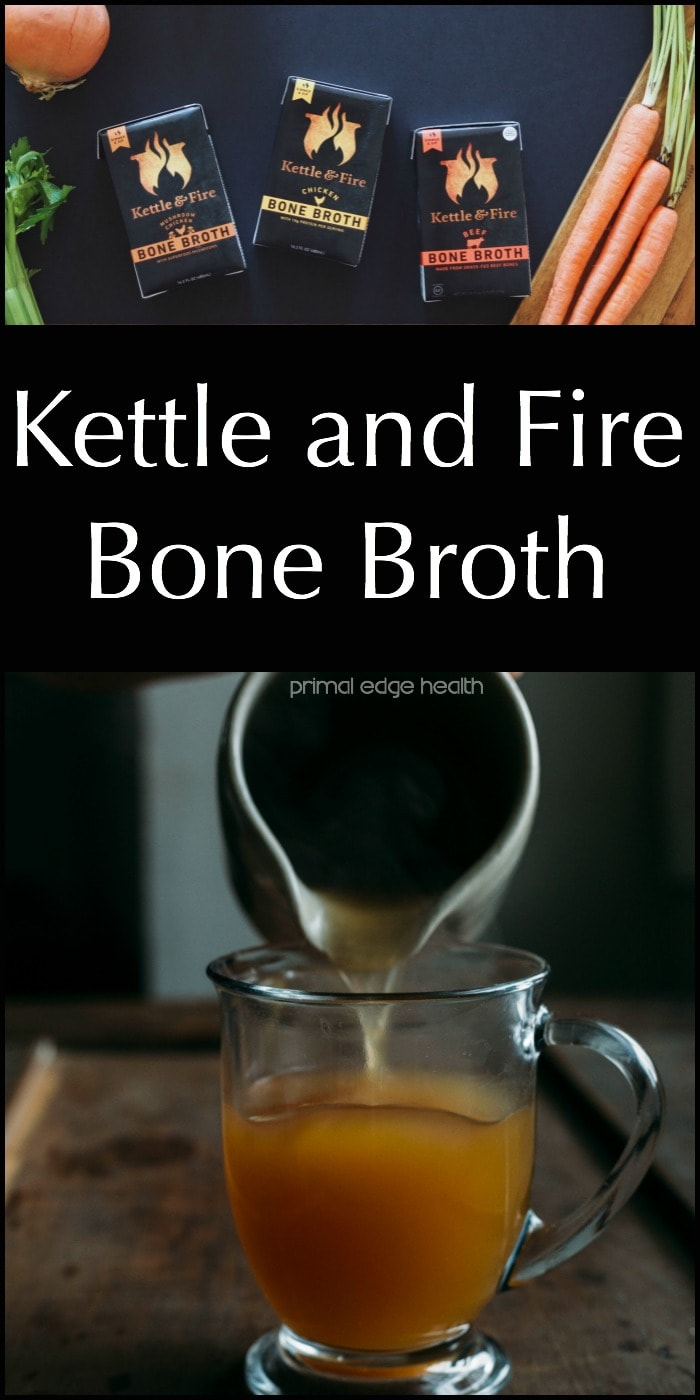 Kettle and Fire Bone Broth Giveaway