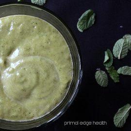Ketogenic Green Smoothie
