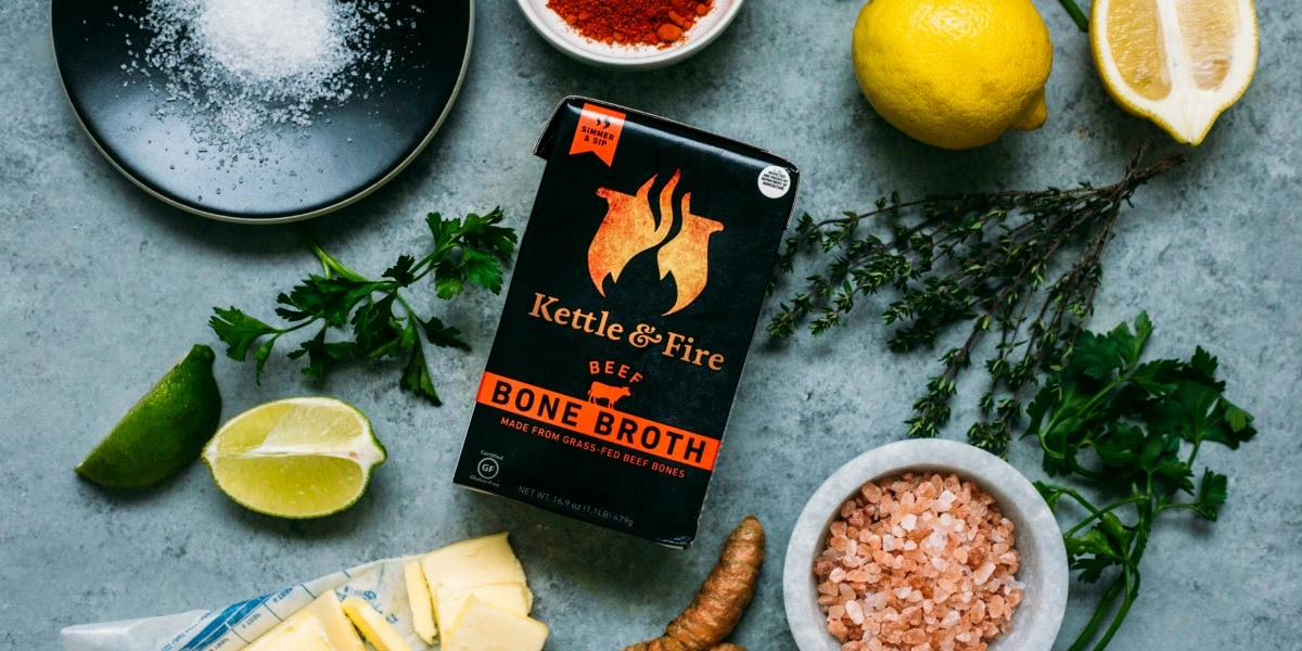 kettle and fire bone broth featured