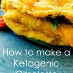 How to make a ketogenic omelette - primal edge health