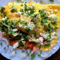 Mexican omelette feat image