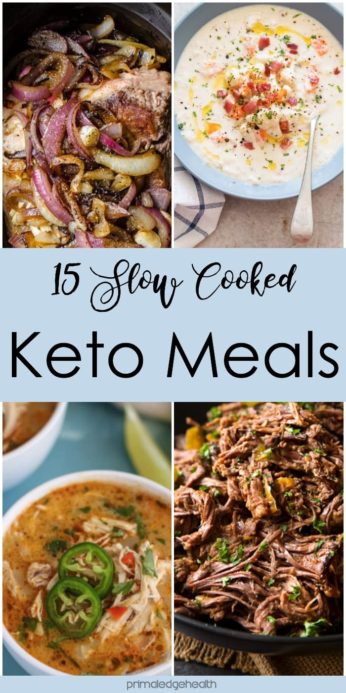 15 Slow Cooked Keto Meals - Primal Edge Health