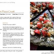 Mega Green Pizza Crust
