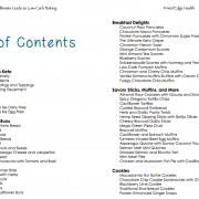 Table of Contents 1