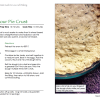 Savory Coconut Flour Pie Crust Recipe