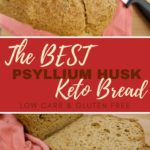 best low carb keto bread gluten free nut free