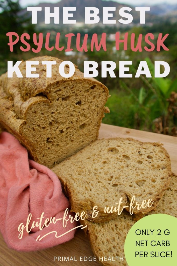 the best psyllium husk bread recipe