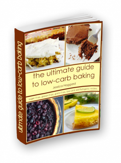 the ultimate guide to low-crb baking feature image