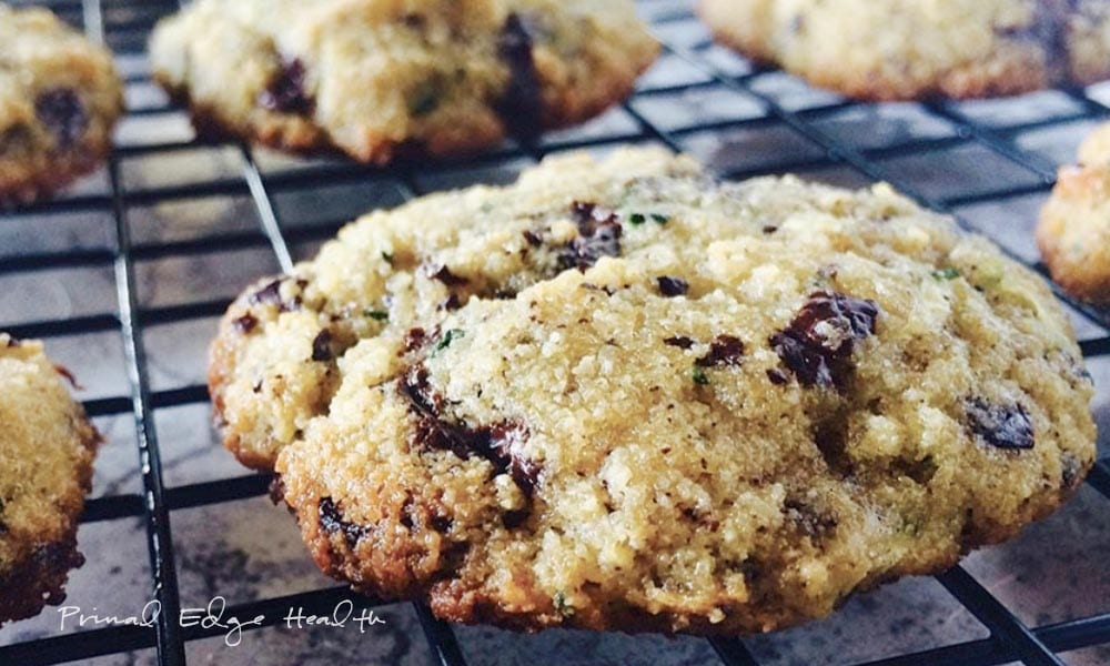 Ketogenic Chocolate Chip Cookies featured image