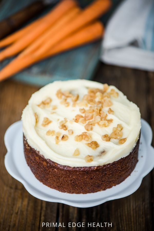 how to make keto carrot cake recipe