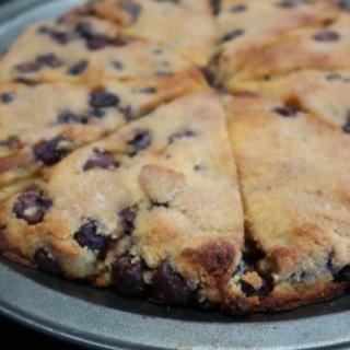 keto blueberry scones lemon glaze freeze friendly ok sugar free 3