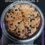keto blueberry scones recipe gluten free diary free low carb 1