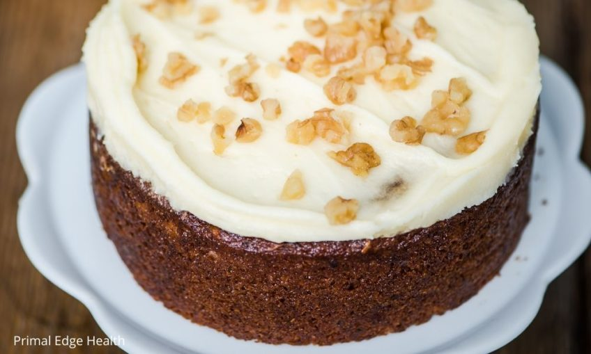 keto carrot cake cream cheese frosting recipe