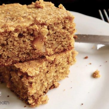 Macadamia Nut Keto Coffee Cake