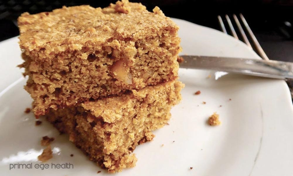 keto coffee cake featured