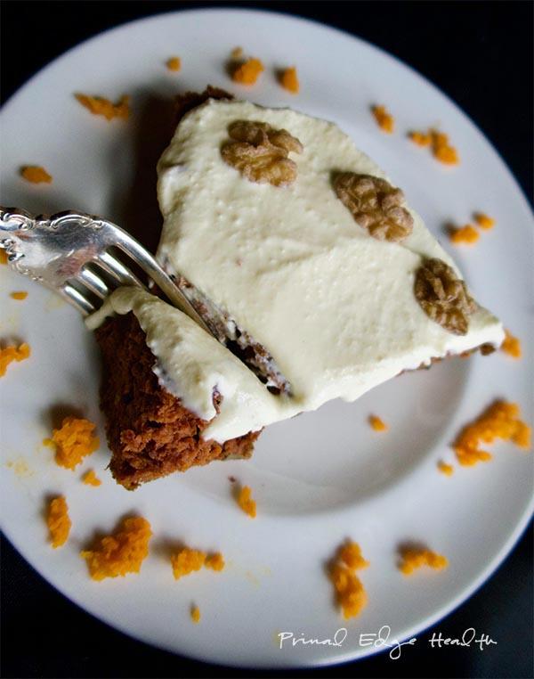 ketogenic carrot cake bite 2