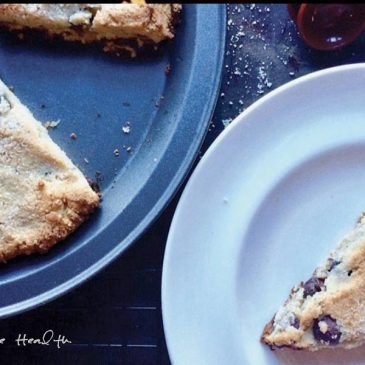 low-carb blueberry scones featured