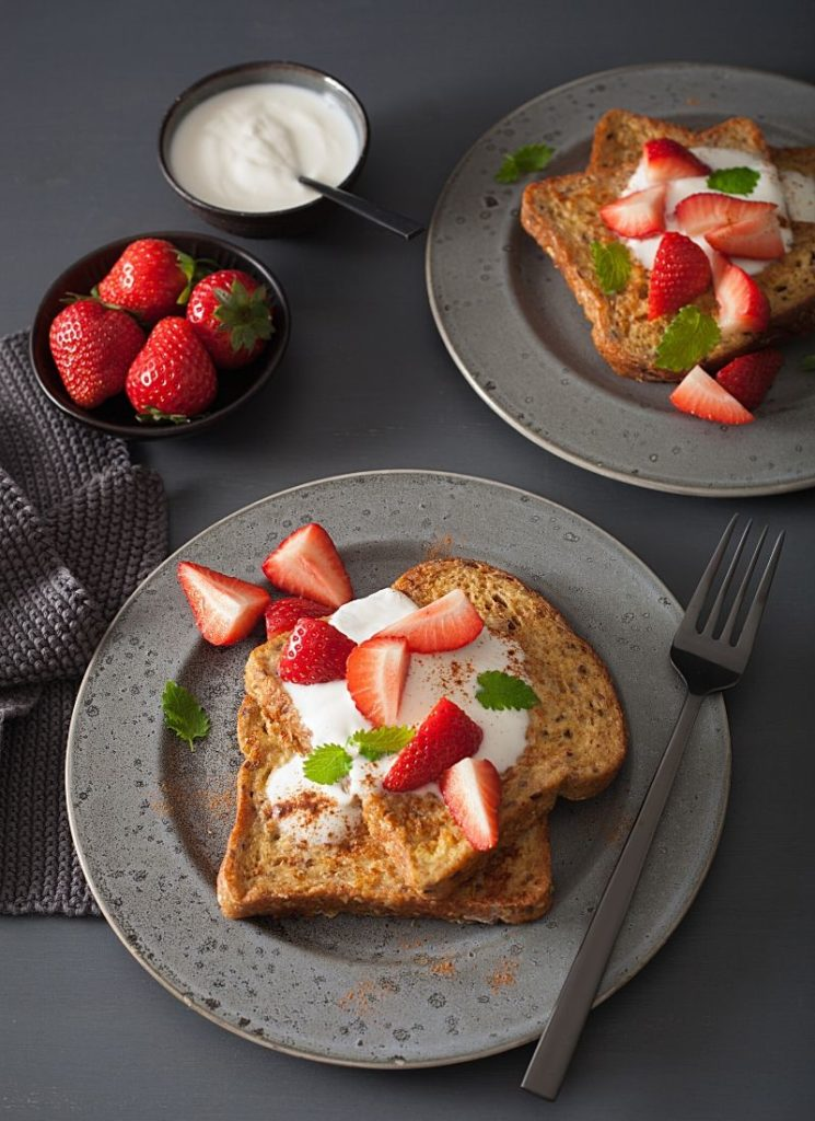 sugar free French toast